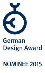 Schaukelsofa  von mobiliar+design nominiert für den German Design Award 2015