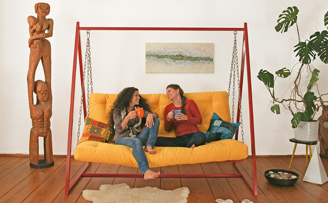 swing sofa